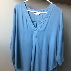 Lush brand blouse sz m